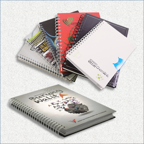 Note Book 100 pcs Inlay